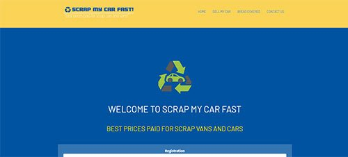Scrap My Car Fast UK